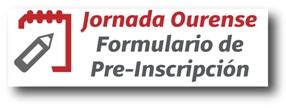 Pre-Inscripción Jornada Ourense